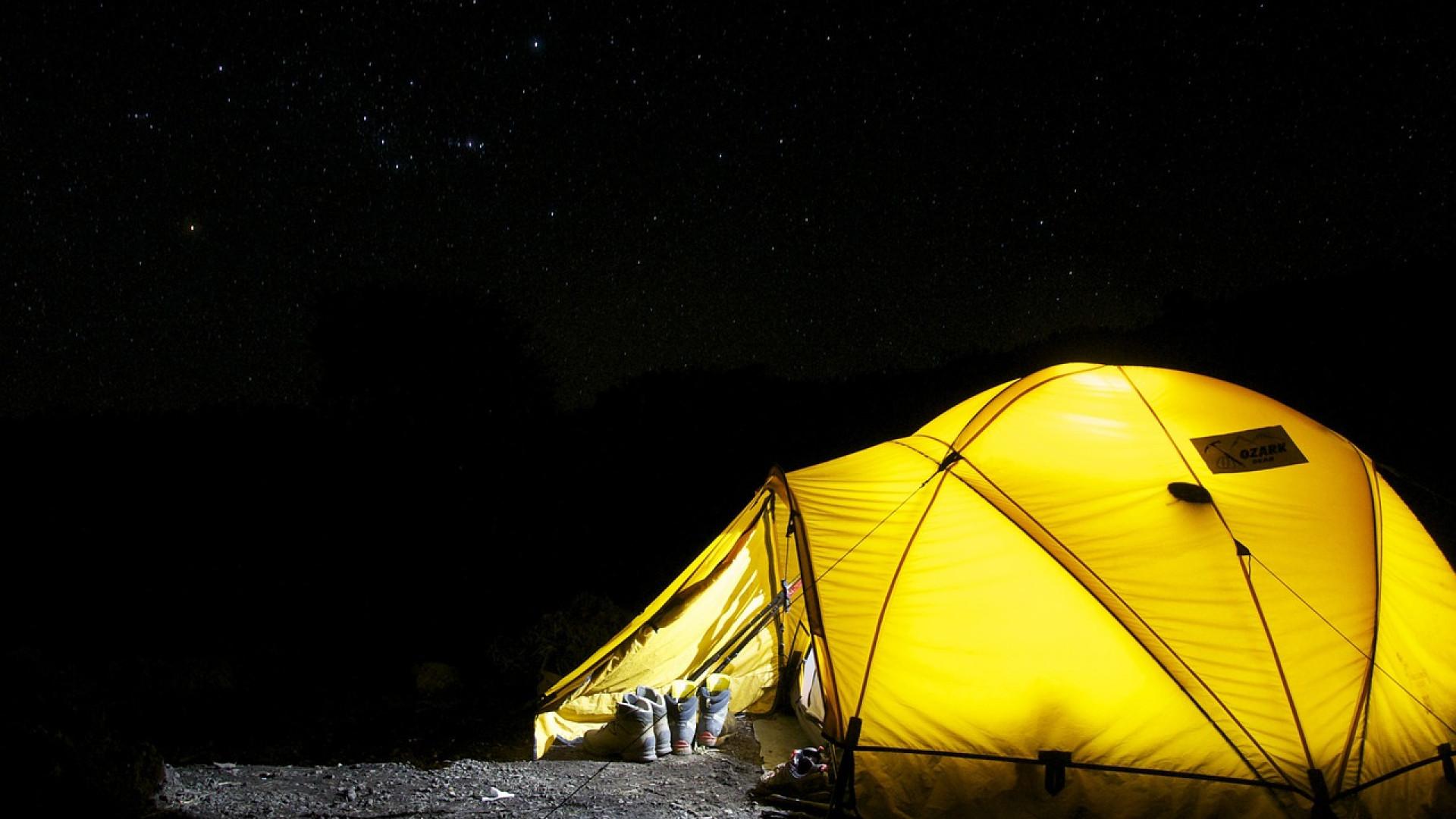 Les différents types de tentes que vous pouvez choisir